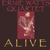 Ernie Watts Quartet ALIVE by Ernie Watts