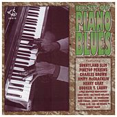 Best of Piano Blues by Various Artists