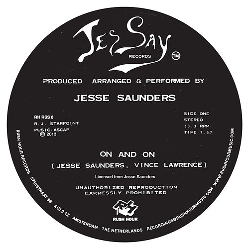 On and On by Jesse Saunders