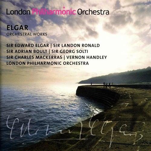 Elgar, E.: Violin Concerto / Falstaff / Serenade / Elegy (Campoli, London Philharmonic, Elgar, L. Ronald, Boult) (1933-1956) by Various Artists