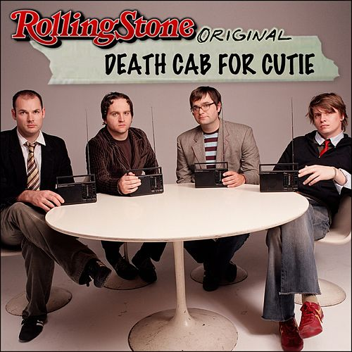 Rolling Stone Original by Death Cab For Cutie