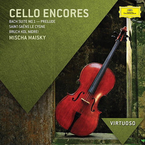 Cello Encores de Mischa Maisky