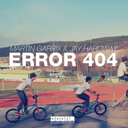 Error 404 de Martin Garrix
