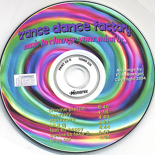 Music To Change Your Mind By    by Trance Dance Factory : Napster