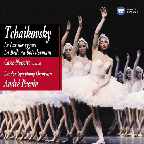 Tchaikovsky: Le Lac des cygnes - La Belle au bois du dormant de Andre Previn