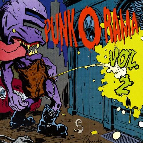 Punk-O-Rama 2 de Various Artists