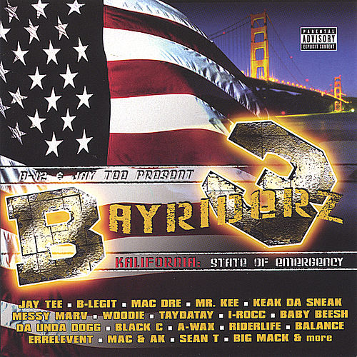Kalifornia State Of Emergency von Various Artists