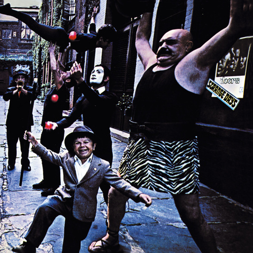 Strange Days de The Doors