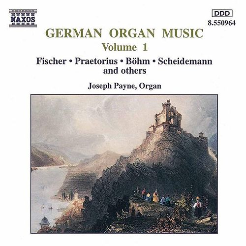 German Organ Music Vol. 1 de Various Artists