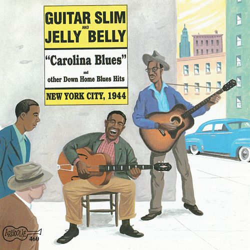 Carolina Blues von Guitar Slim