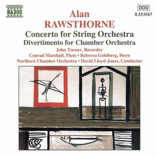 Concerto for String Orchestra von Alan Rawsthorne