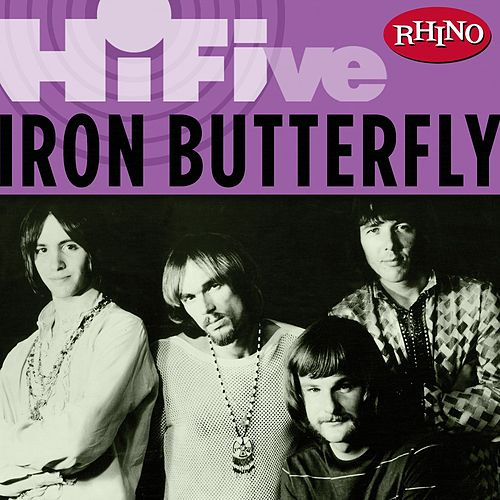Rhino Hi-Five: Iron Butterfly von Iron Butterfly