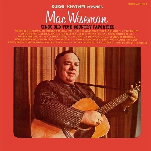 20 Old-Time Country Favorites von Mac Wiseman