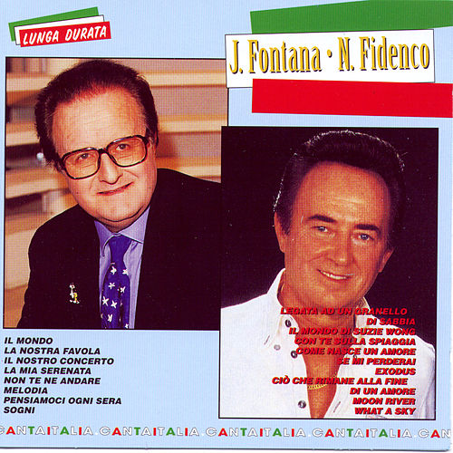 J. Fontana - N. Fidenco Cantaitalia von Various Artists