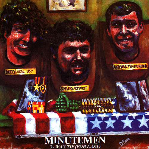 3-Way Tie (For Last) de Minutemen