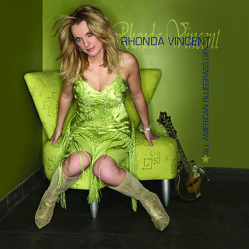 All American Bluegrass Girl de Rhonda Vincent