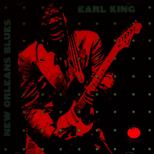 New Orleans Blues de Earl King