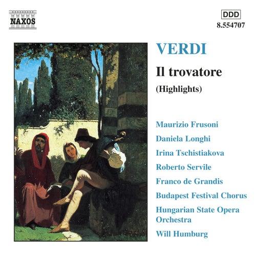 Verdi: Trovatore (Il) (Highlights) von Giuseppe Verdi