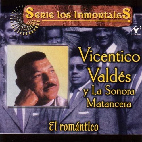Serie Los Inmortales - El Romántico de Vicentico Valdes