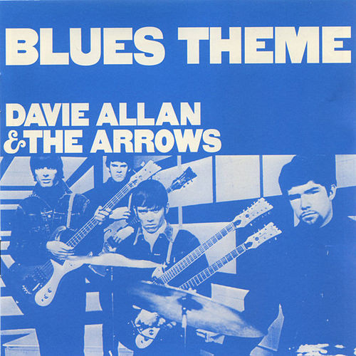 Blues Theme von Davie Allan & the Arrows