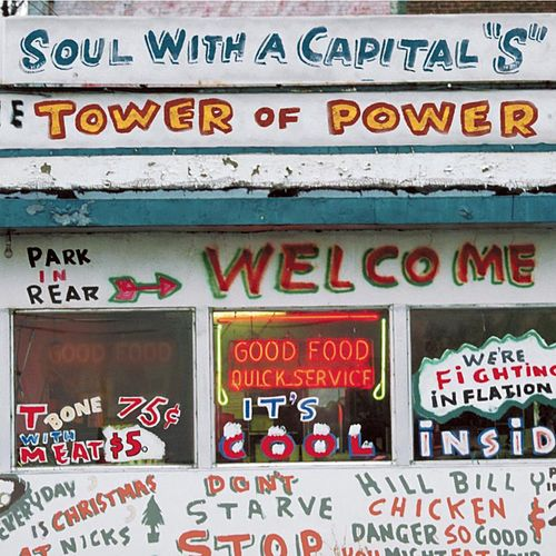 Soul With A Capitol S: The Best Of Tower Of Power by Tower of Power