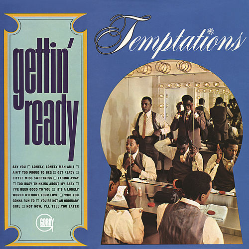 Gettin' Ready (Expanded Edition) by The Temptations