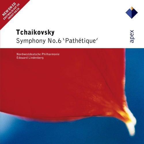 Tchaikovsky : Symphony No.6, 'Pathétique' von Edouard Lindenburg