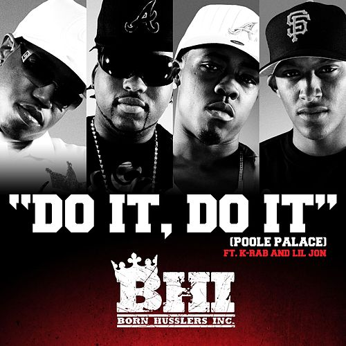 Do It, Do It [Poole Palace] de BHI