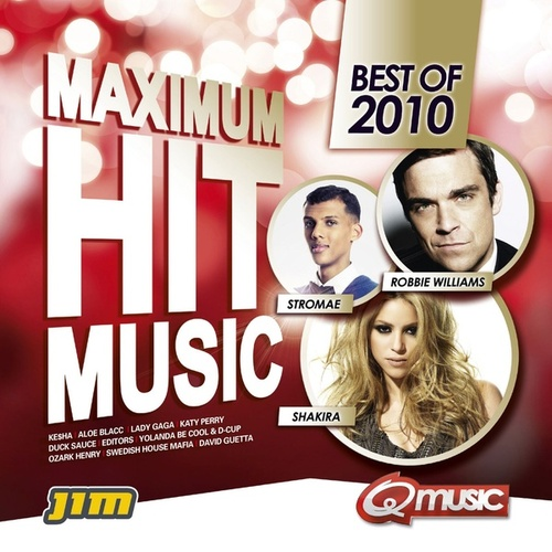Maximum Hit Music - Best Of 2010 de Various Artists