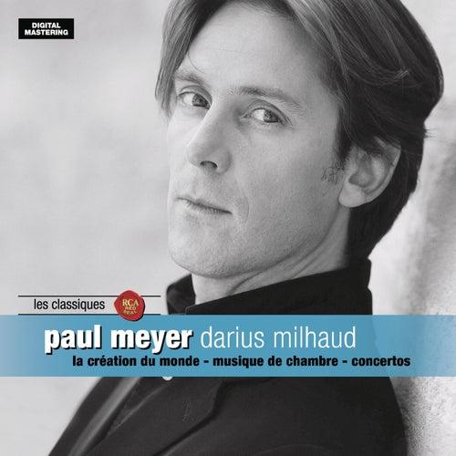 Darius Milhaud by Paul Meyer