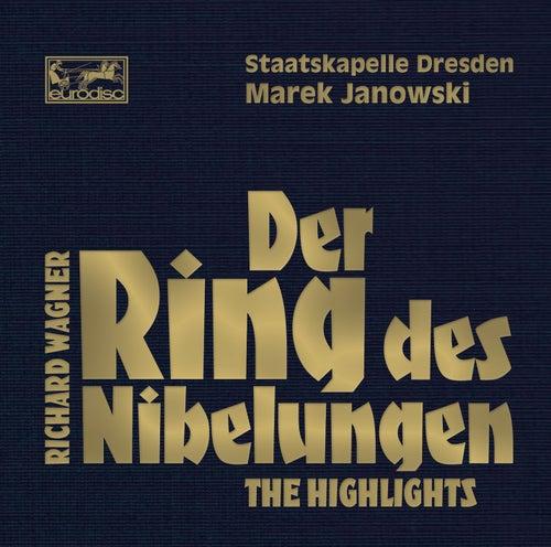Wagner: Der Ring des Nibelungen - Highlights von Marek Janowski