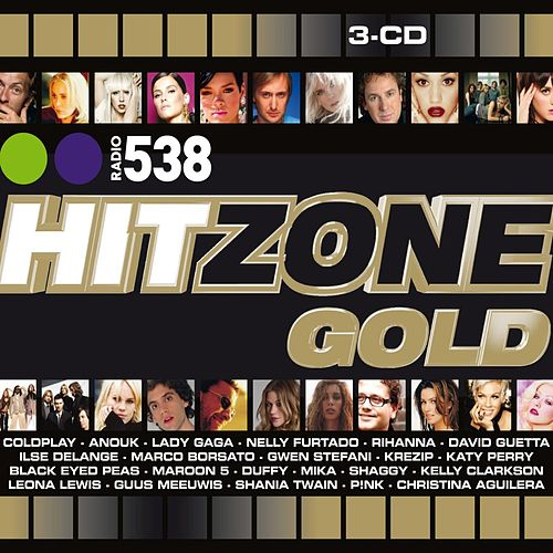538 Hitzone Gold van Various Artists
