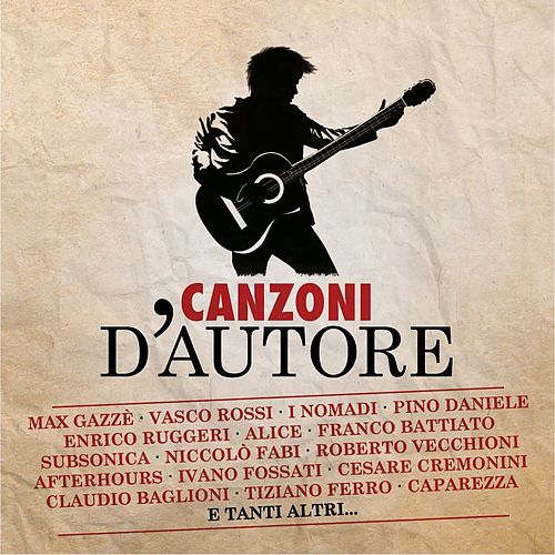 Canzoni d'autore di Various Artists