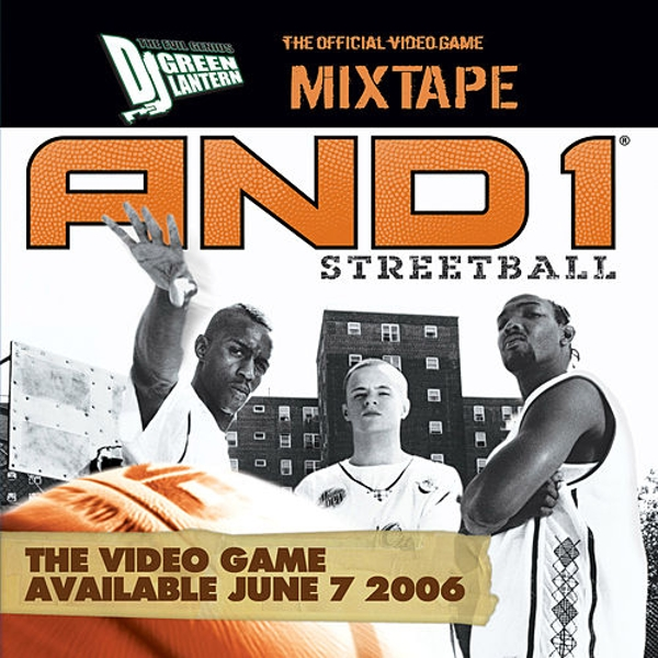 AND 1 Streetball - The Official Video Game Mixtape by DJ