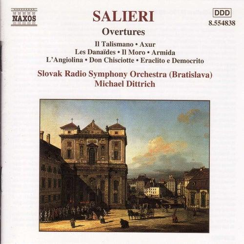 Overtures de Antonio Salieri