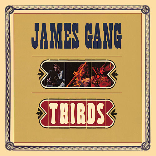 Thirds by James Gang