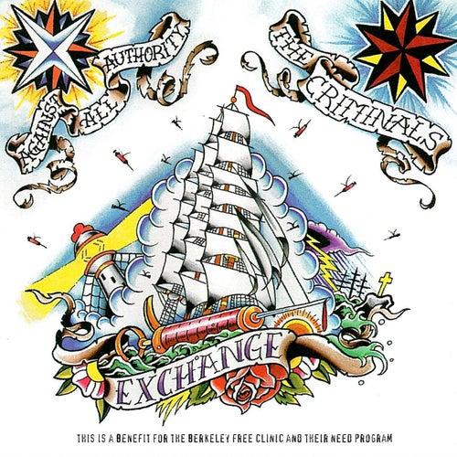 Exchange [CD/Vinyl Single] von Against All Authority