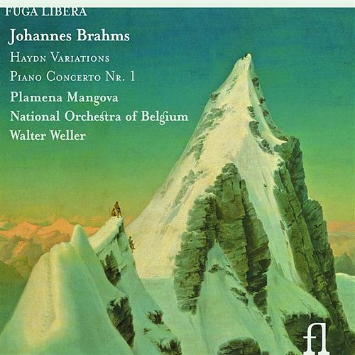 Brahms: Haydn Variations / Piano Concerto No. 1 by Various Artists