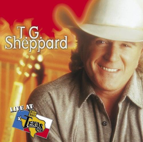 Live At Billy Bob's Texas de T.G. Sheppard