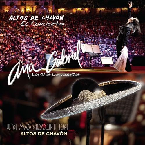 Altos De Chavón: Los Dos Conciertos de Ana Gabriel