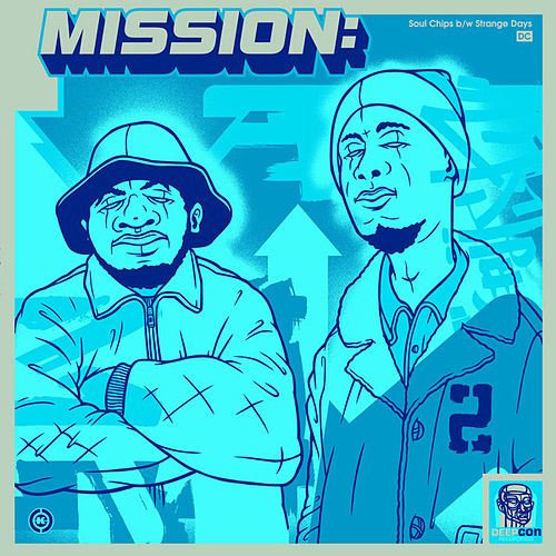 Soul Chips b/w Strange Days by Mission: