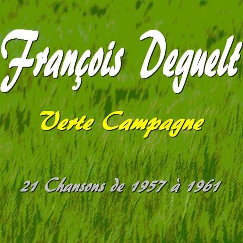 Verte campagne (21 Chansons de 1957 à 1961) by François Deguelt