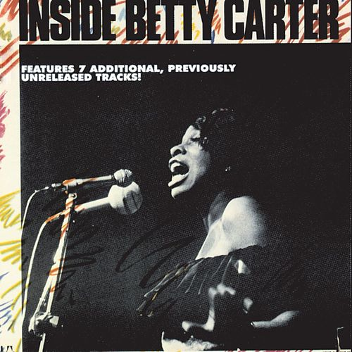 Inside Betty Carter von Betty Carter
