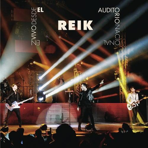 Reik En Vivo Auditorio Nacional de Reik