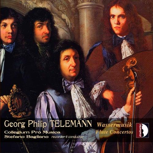 Telemann: Wassermusik von Stefano Bagliano Collegium Pro Musica