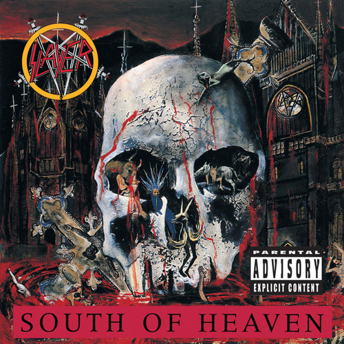 South Of Heaven de Slayer