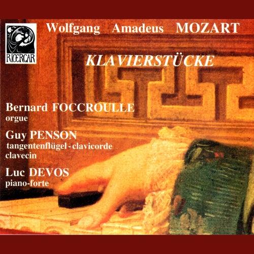 Mozart: Klavierstücke de Various Artists
