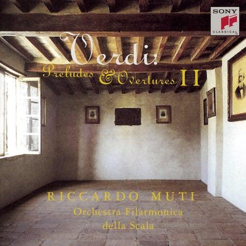 Verdi: Overtures & Preludes, Vol.II di Orchestra Filarmonica della Scala