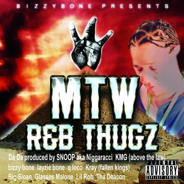 Bizzy Bone Presents - Mo Thug West: R&B Thugs by Various Artists