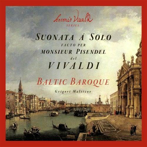 Vivaldi: Suonata á Solo facto per Monsieur Pisendel de Baltic Baroque